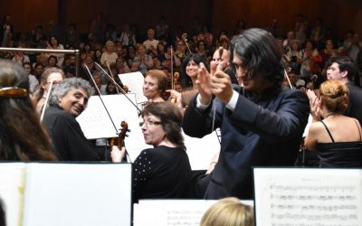 "Yordan Kamzhalov and Pleven Philharmonic Orchestra – today in ""Bulgaria"" Hall (PHOTOS)"