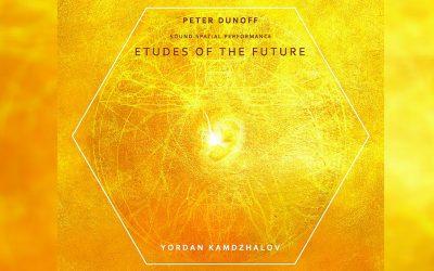 """Album release """"ETUDES OF THE FUTURE"""""""